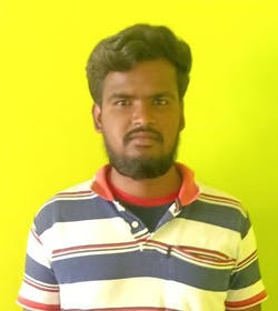 Mahesha A