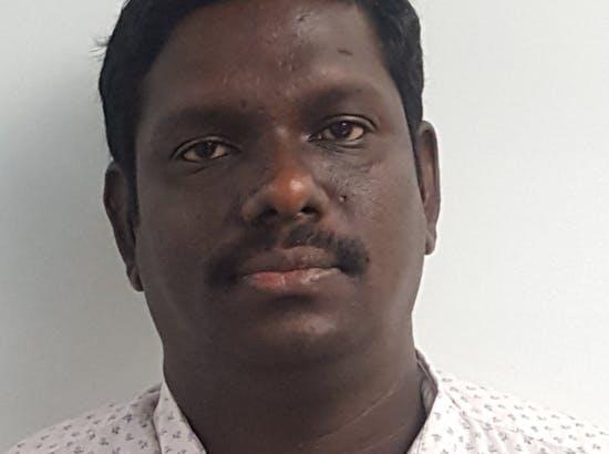 Anand Packirisamy