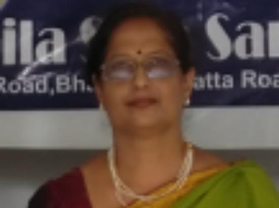 A N Sandhya Akkihebbalu