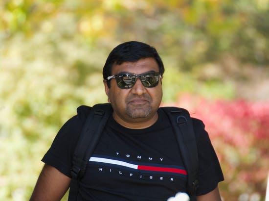 Ashok Warriar