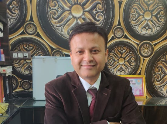 Dr Pradeep Soni