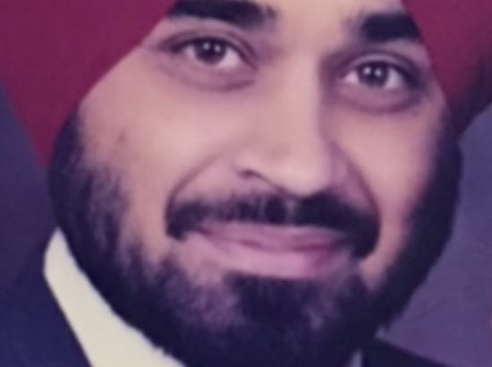 Khushpinder Singh