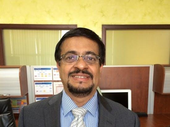 Naushad Rajani