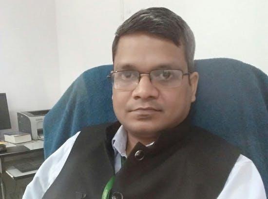 Pradeep Kumar Gangwar