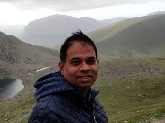 Ravinder Saini