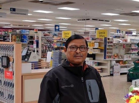 sri Subhas Chandra Ghosh