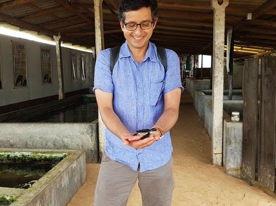 Sunil DMonte